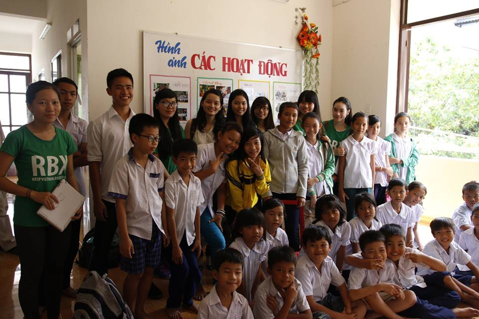 Green Lesson at Binh An Kindergarten