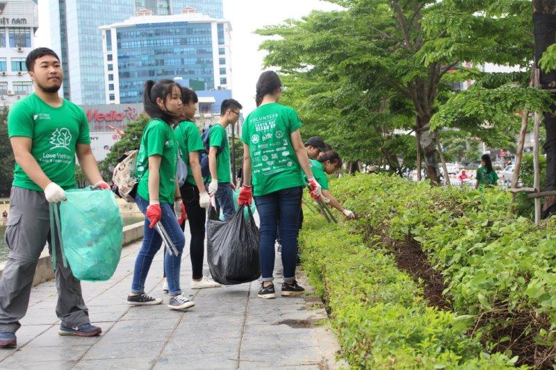 Earth Day 2017: Ha Noi