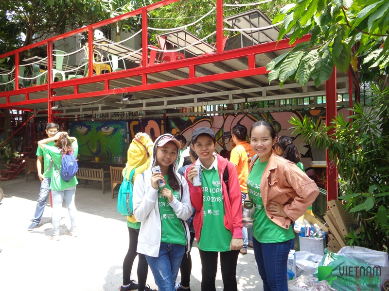 Earth Day 2018: Binh An District 2