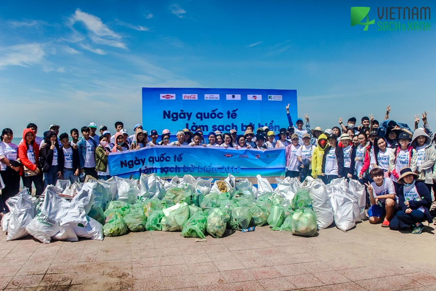International Coastal Clean-up 2018
