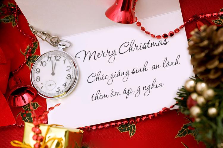 [CHRISTMAS ECOFESTIVE HUB]: Thiệp Giáng Sinh Xanh